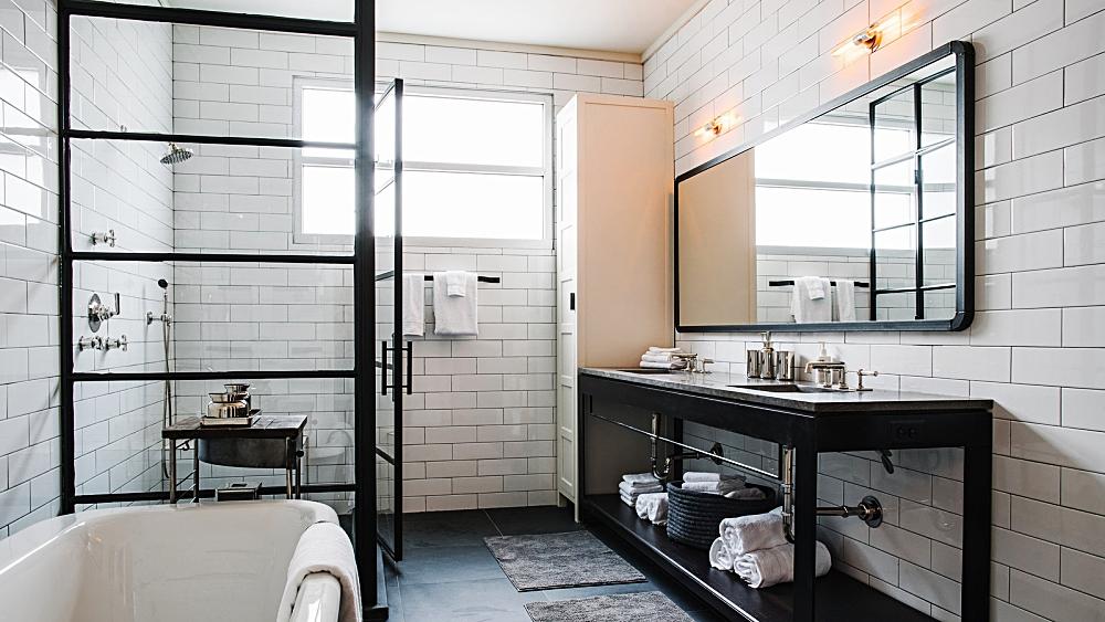 Duschen im Wintergarten-Chic sind der neue Interior-Trend!