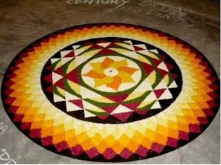 Pookalam Image-Pookalam Design 3 [ Onam Pookalam Images And Design For Onam Athapookalam Images ]