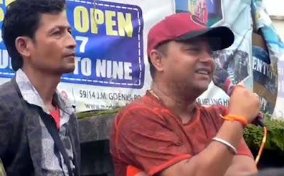 GTA Board Vicechairmen Anit Thapa