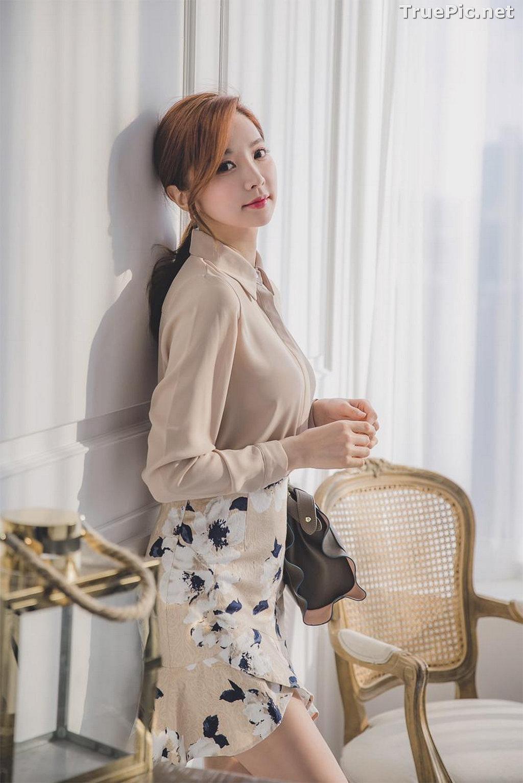Image Korean Beautiful Model – Park Soo Yeon – Fashion Photography #8 - TruePic.net - Picture-4