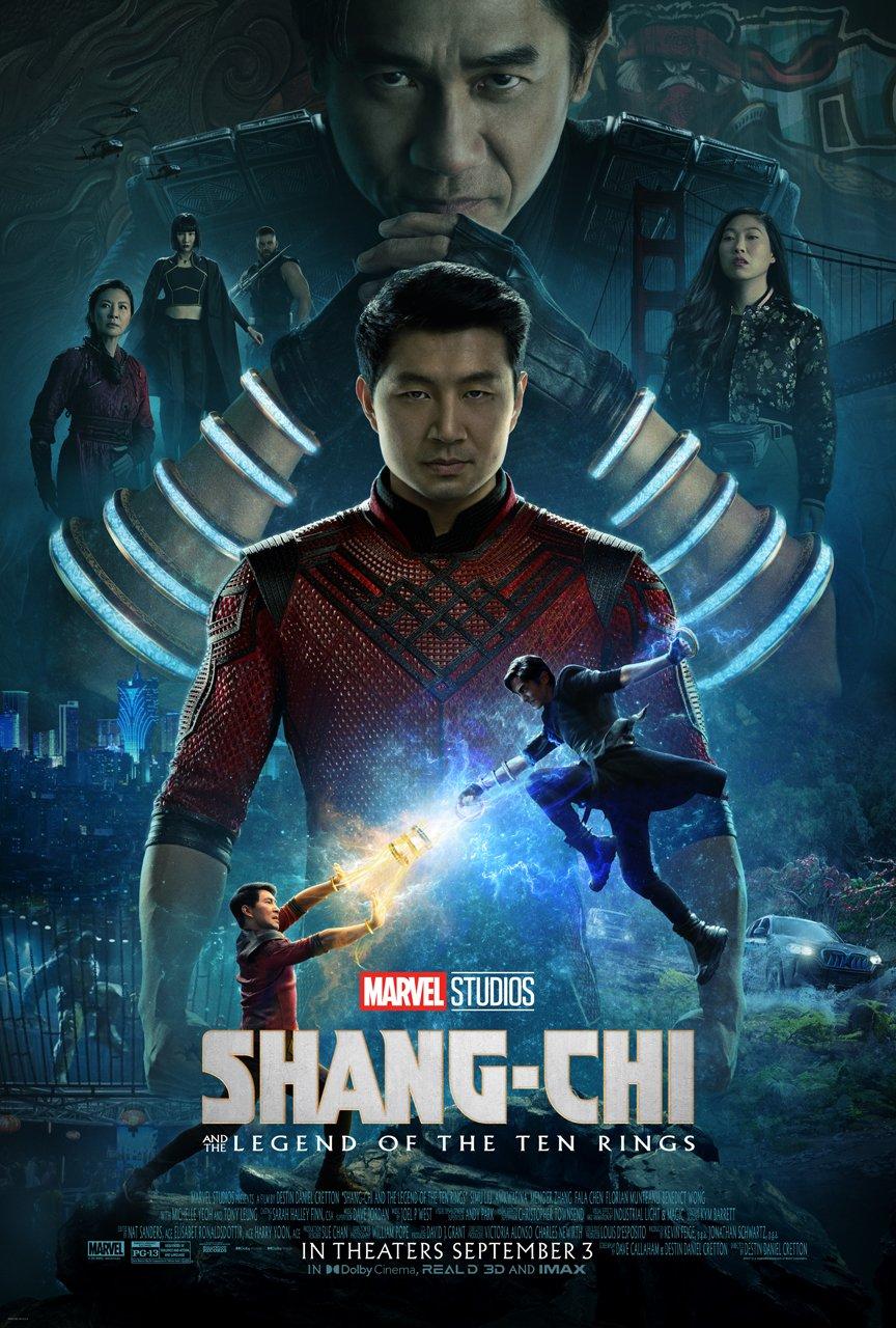 Shang Chi e a Lenda dos Dez Anéis ganha segundo pôster e vídeo especial ~  Universo Marvel 616