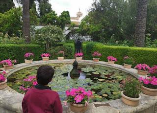 Córdoba, Palacio de los Marqueses de Viana.