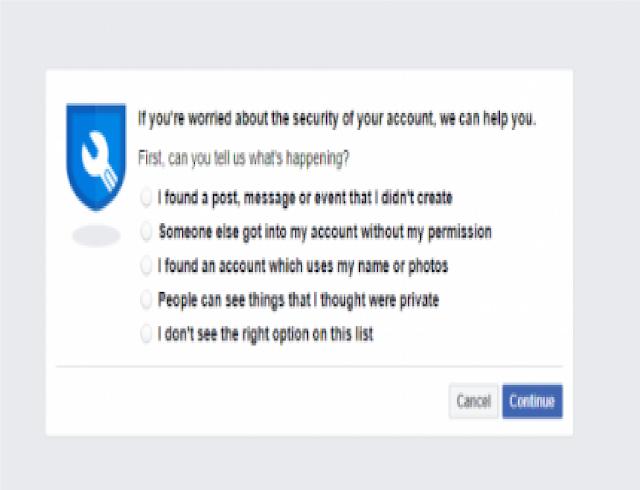 شرح إسترجاع حساب الفيس بوك بعد سرقته 2019