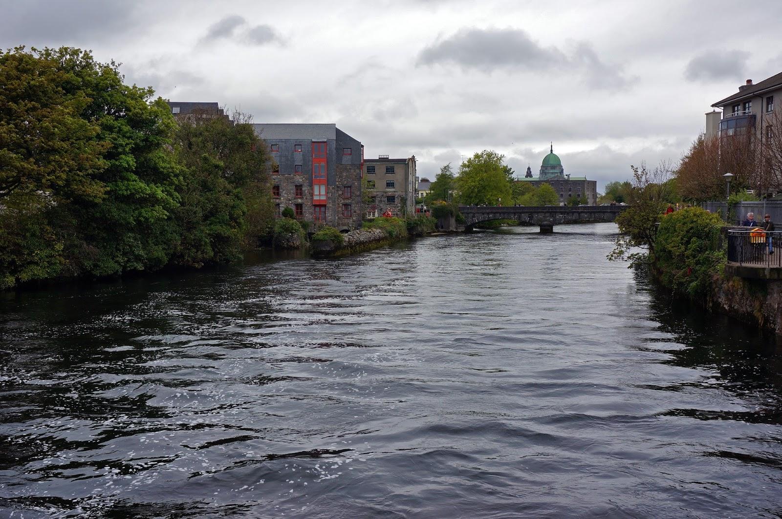 Galway River Ireland