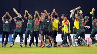 Sri Lanka vs Bangladesh 6th Match Nidahas Trophy T20 Tri-Series 2018 Highlights