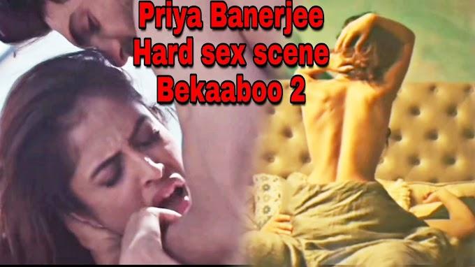 Priya Banerjee sexy scene - Bekaaboo s02 (2021) HD 720p