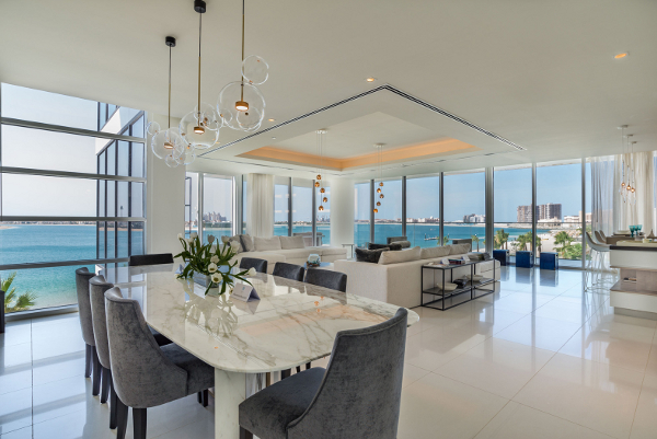 Luxury Life in Dubai Marina Penthouse