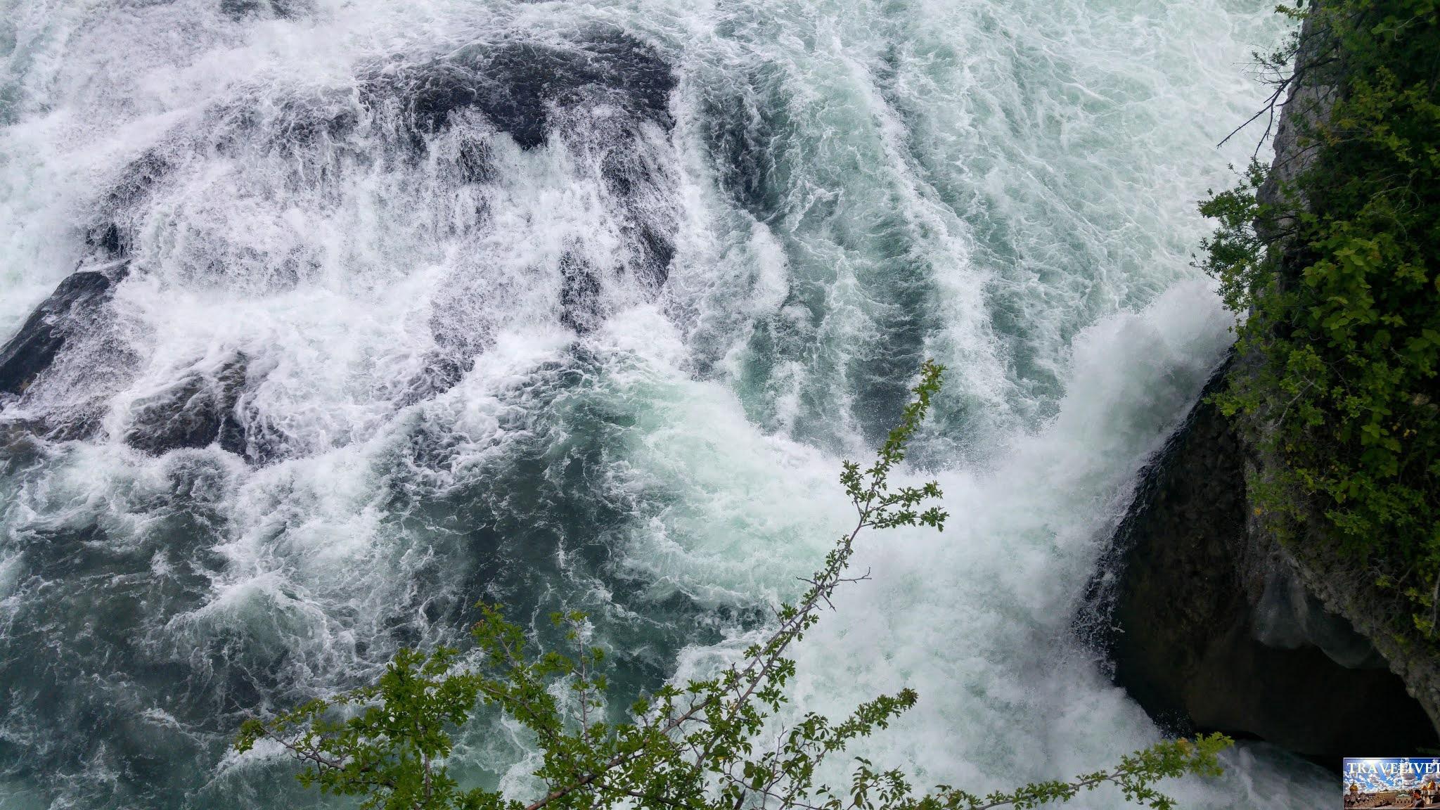 Visiter les chutes du Rhin Neuhausen en 1 journée pendant ton séjour