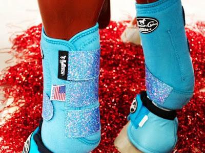 Elite Glitter Boot