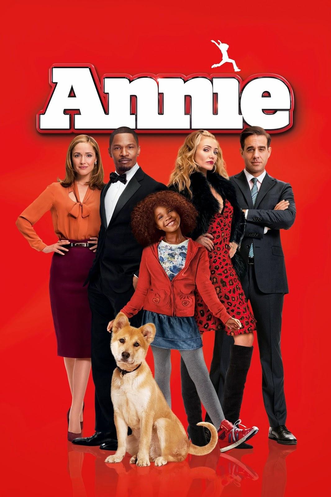 Annie 2014