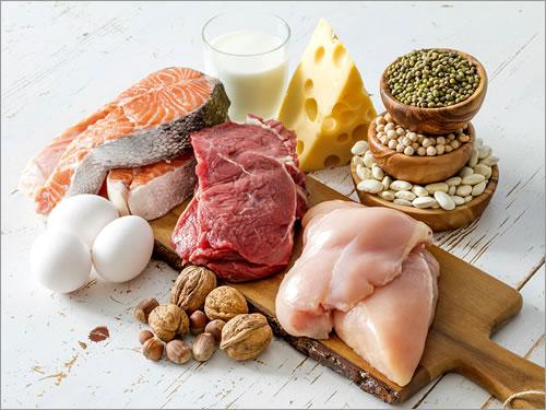 proteinas de la dieta