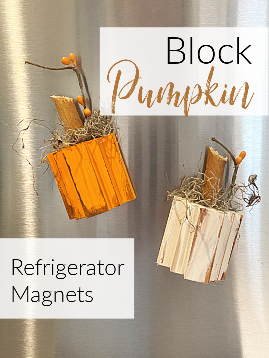 pumpkin magnets and overlay