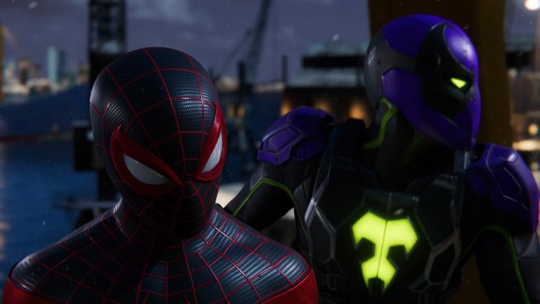 Marvel's Spider-Man: Miles Morales: Act 12: Breaking Through the Noise Walkthrough
