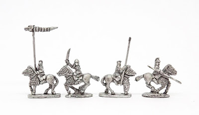 ASA5   Cataphracts with lance, half-armoured
