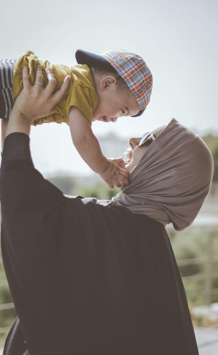 Woman; As a Mother and a Wife
