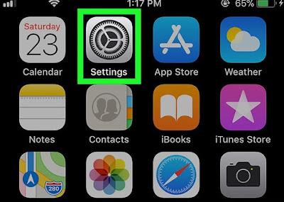 Cara Menghubungkan Headphone Bluethooth di iPhone atau iPad 1