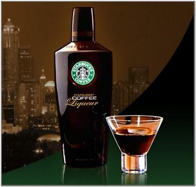 Starbucks Coffee Liqueur;