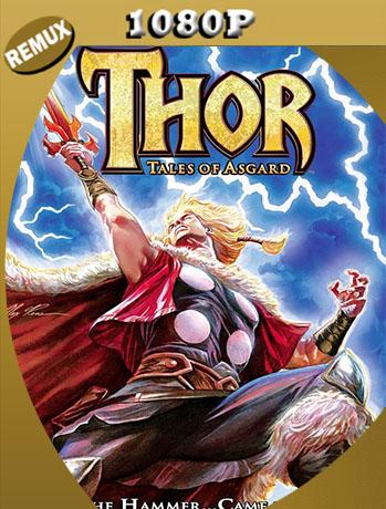 Thor: Historias de Asgard (2011) BDRemux 1080p Latino [Google Drive] Tomyly
