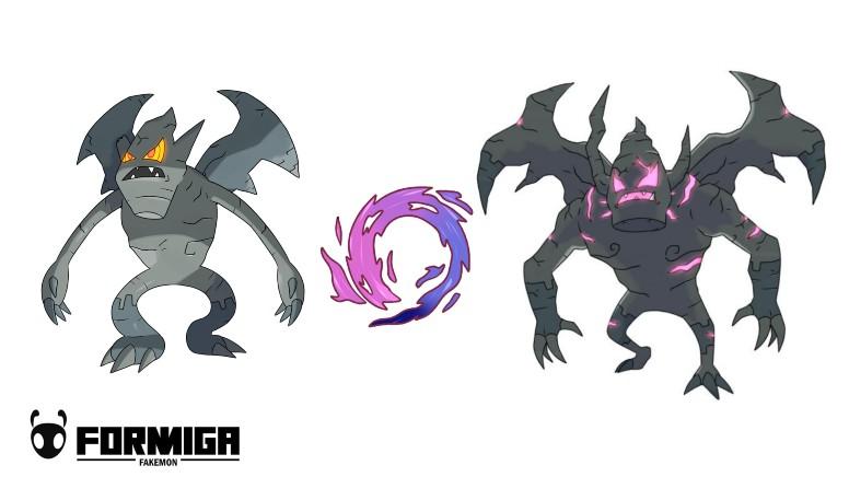 Pokémon Gárgula