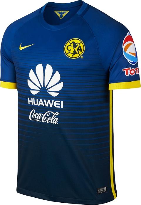 e981f3621 Nike Club America 2015 16 Football Jerseys