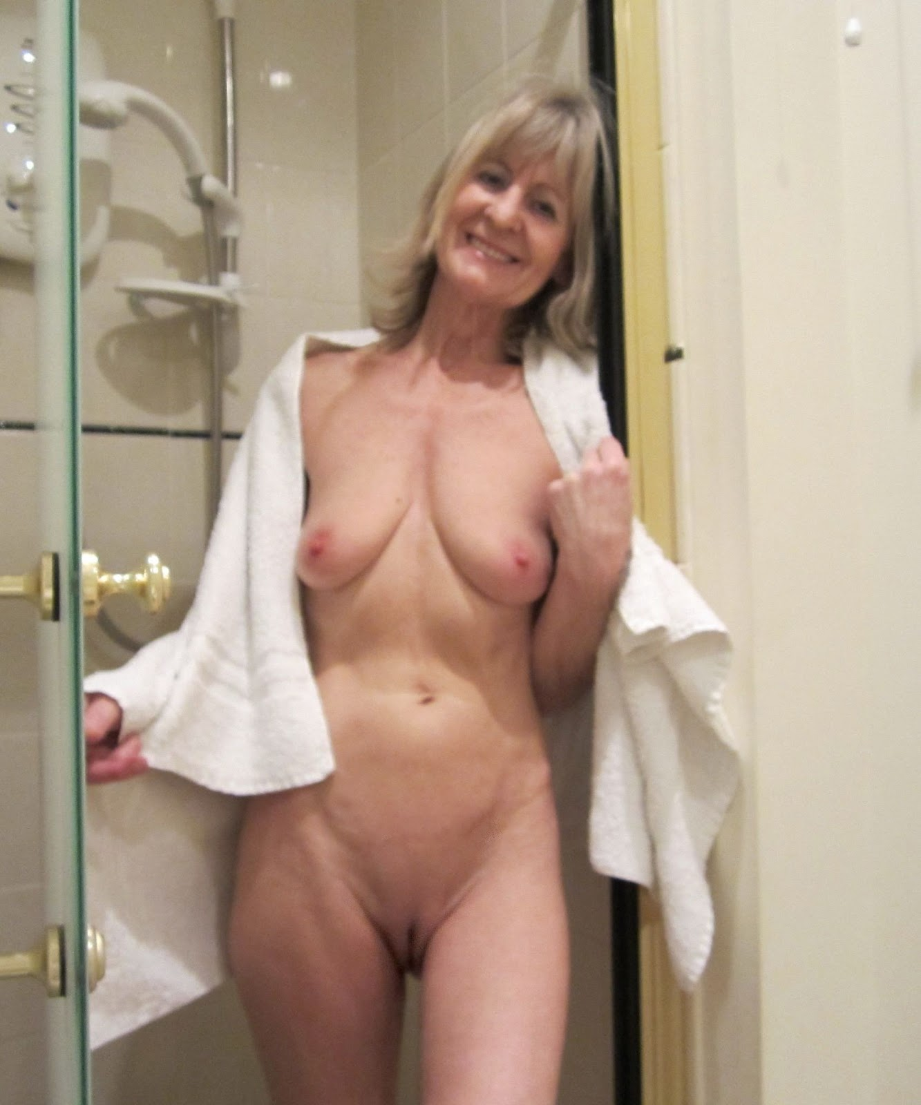 Busty gilf nude pussy speaking