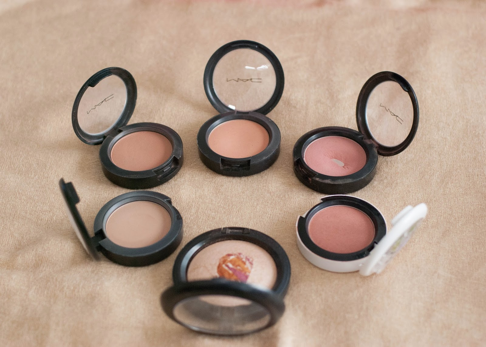Blush Collection - The neutrals
