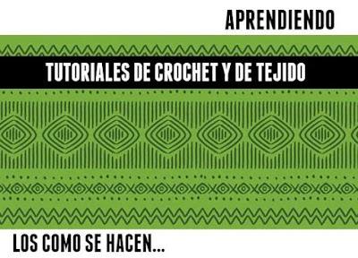 Aplicaciones de Crochet Paso a Paso