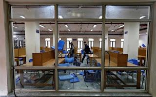 দিল্লির জামিয়া বিশ্ববিদ্যালয়ের 'আতঙ্কের রাত'