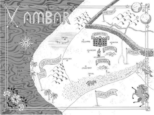 hunted by the sky map svapnalok