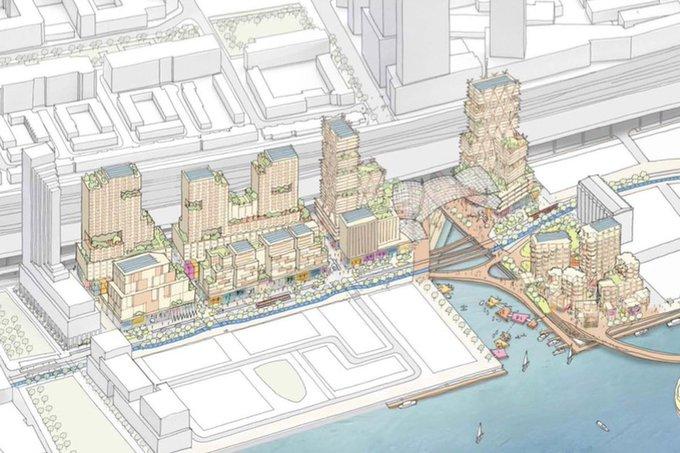 Le projet SmartCity de Google à Toronto repart