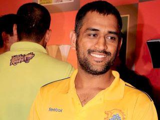 Dhoni, cricketer