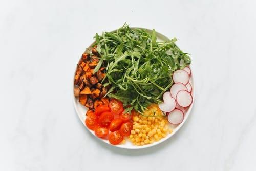 How to make arugula salad for arugula
