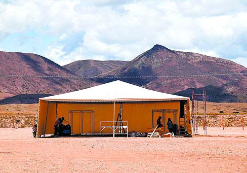 Mochará, en Tupiza, alista el primer campamento nacional