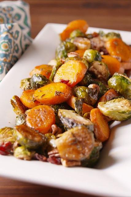Holíday Roasted Vegetables