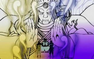 Naruto, Sasuke, Guy Sensei, Rahasia