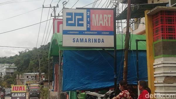 Dugaan Investasi Bodong 212 Mart di Samarinda, Warga Rugi Rp 2 M
