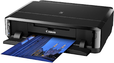 profile pattern alongside integrated newspaper trays Canon PIXMA iP7250 Driver Downloads