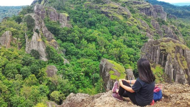 wisata alam gunung kidul