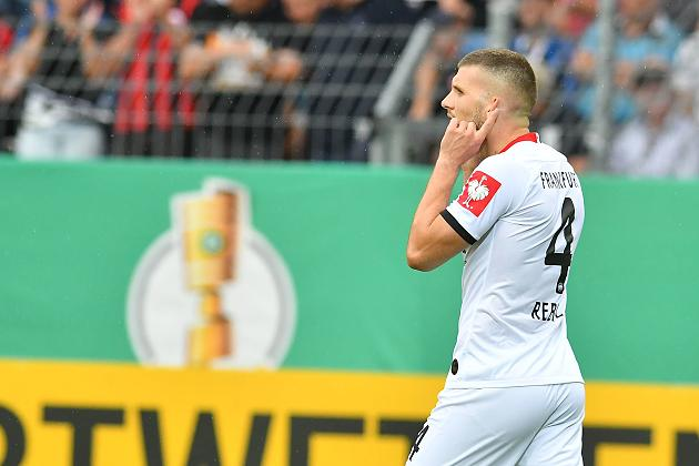 +++ DFB Cup, 1st main round live +++Live ticker: Frankfurt turns game in Mannheim, Leipzig shivers