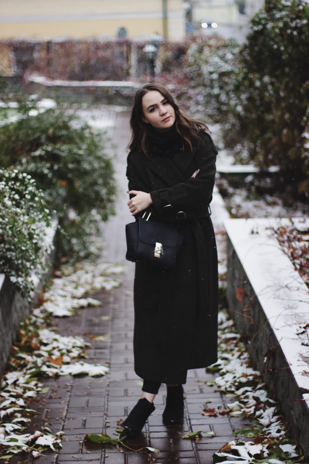 Cold Weather Style | Fashion Blogger