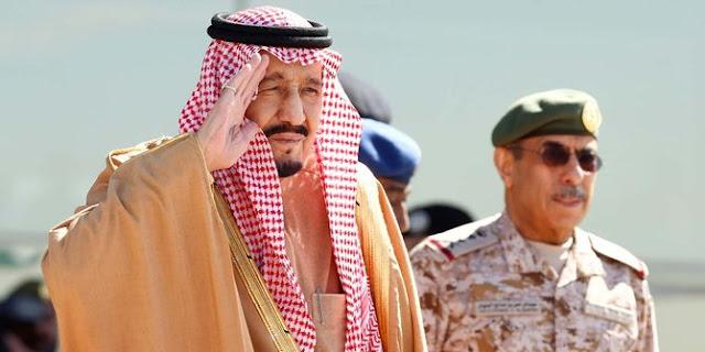 Raja Salman Gelontorkan 40 Triliun Untuk Mengganti Gaji 1,2 Juta Pekerja Saudi Selama 3 Bulan
