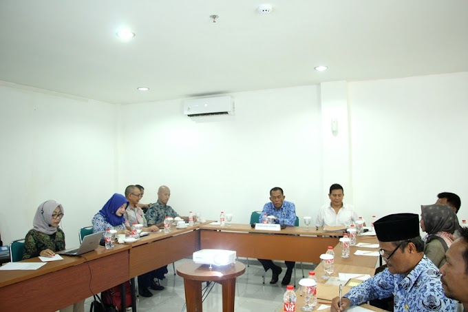 BUMD PT. Subang Sejahtera menyelenggarakan Rapat Umum Pemegang Salam Luar Biasa