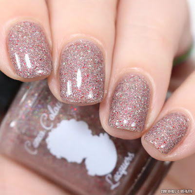 Cameo Colours Lacquers-Pyramid of Silence