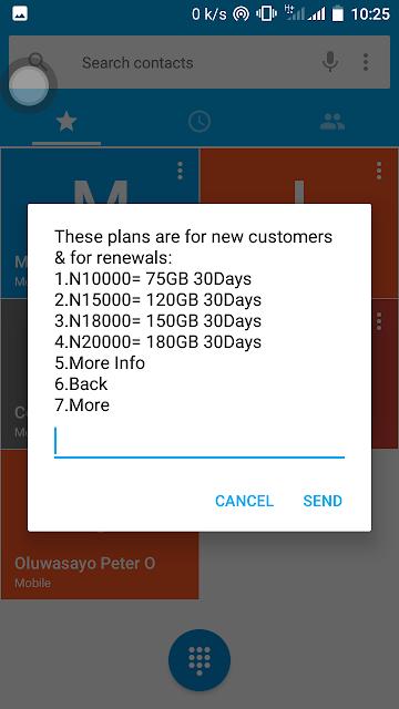 How to Rock on Glo bulk 180GB Data Plan as Xmas Bonus Offer