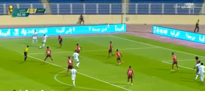 اهداف مباراة أهلي جدة والنجوم