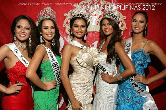 Binibining Pilipinas 2015 winners (With images) | Miss