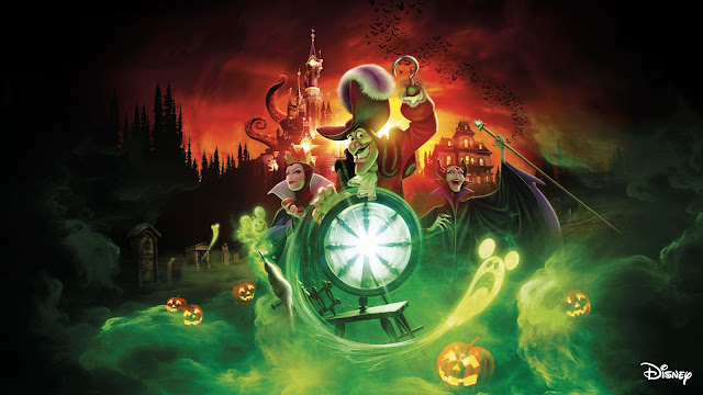 First Look Disneyland Paris Halloween Celebration 2020