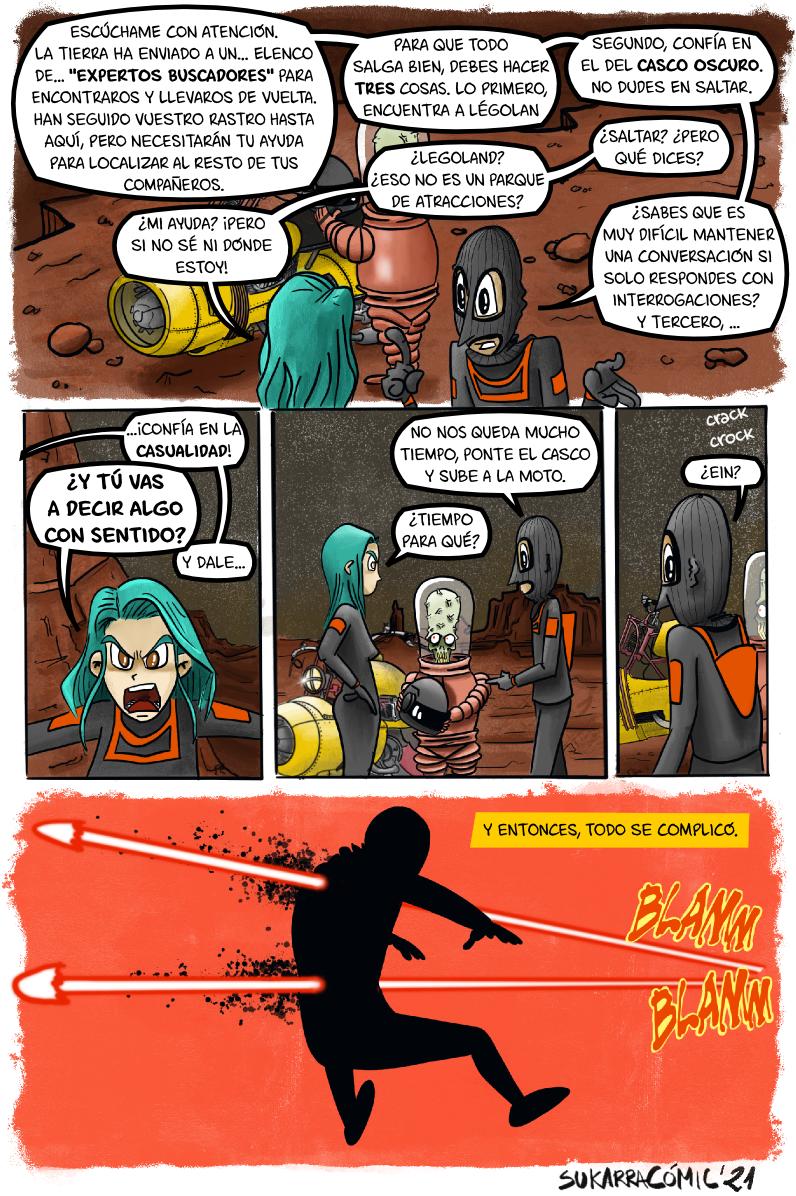 214 - La historia de Lea (Parte 11)