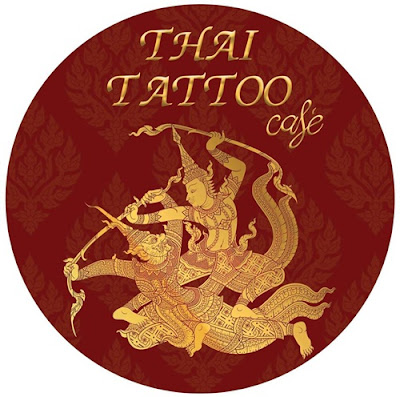 THAI TATTOO café รอยสักไทยและรอยสักทุกสไตล์โดยมือไทย www.thaitattoocafe.com