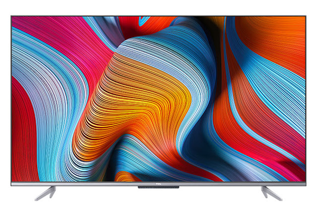 Android Tivi TCL 4K 43 inch 43P725